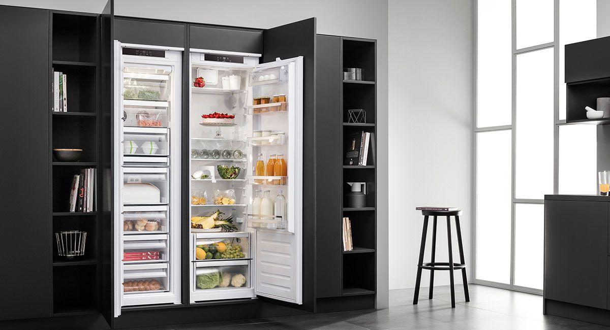 Side By Side Kühlschrank Mit Weinkühler : Kühlschrank möbel brameyer küchenstudio küchen sassenberg